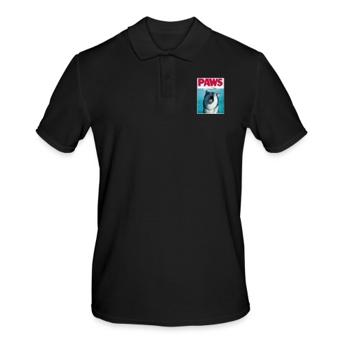 paws Alaskan Malamute - Men's Polo Shirt