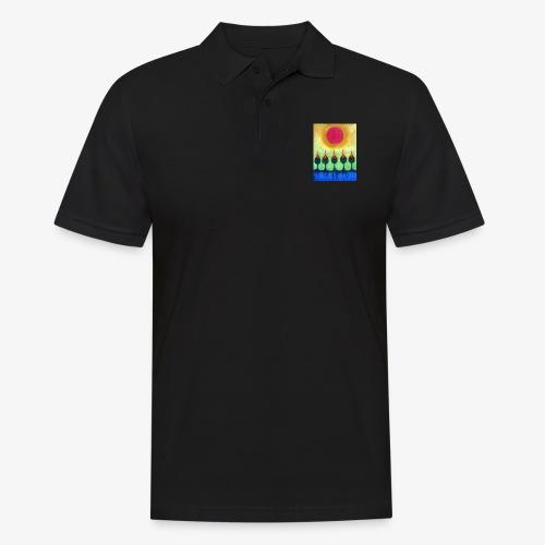 Zenit - Koszulka polo męska