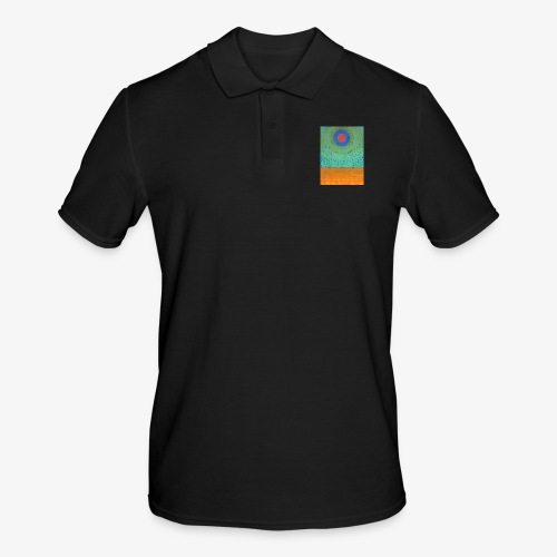 Noc Nad Pustynią - Koszulka polo męska