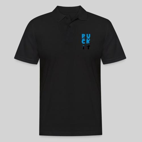 PUCK IT - Männer Poloshirt
