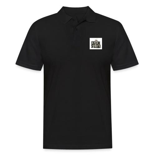 logo - Pikétröja herr