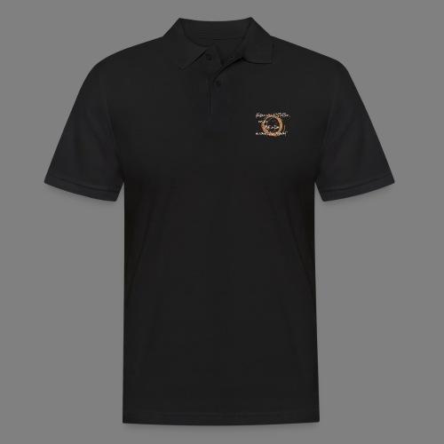 Kaffee - Männer Poloshirt