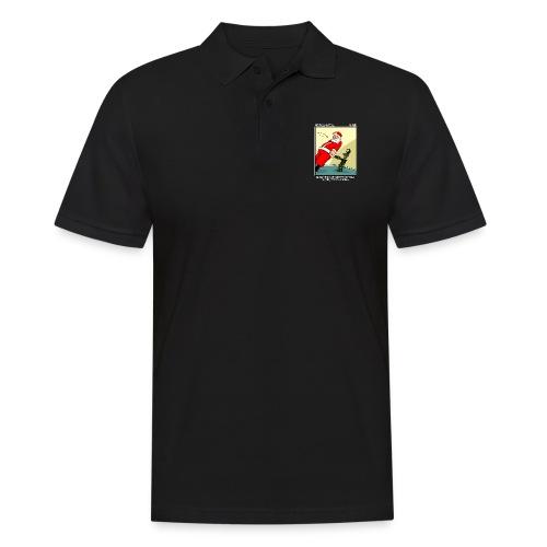 Binky's Last Trust Exercise - Men's Polo Shirt