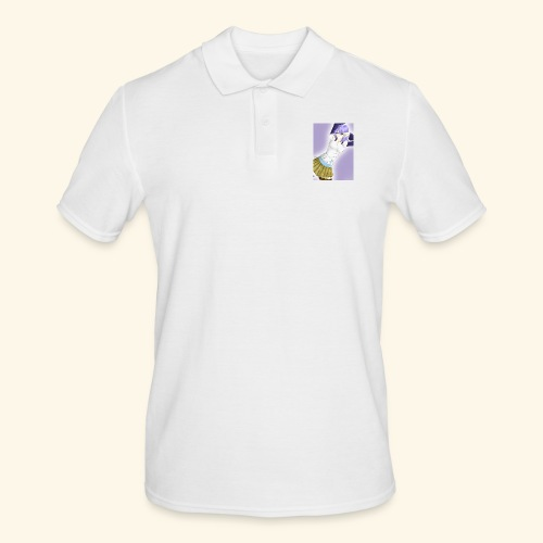 Mizore Shirayuki - Men's Polo Shirt
