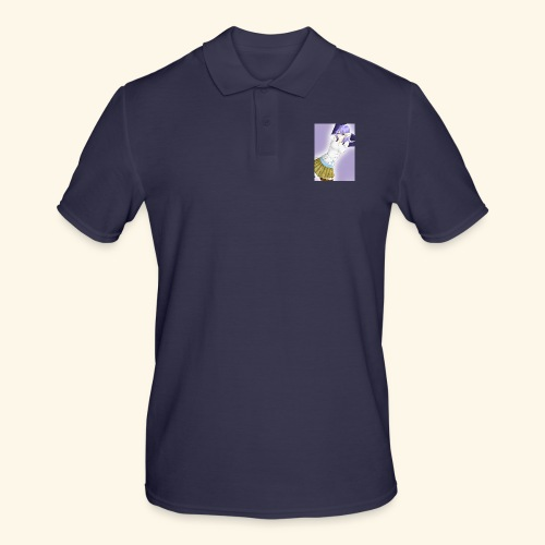 Mizore Shirayuki - Men's Polo Shirt