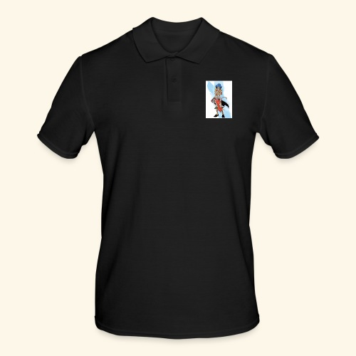 Nadia: The Secret of Blue Water - Men's Polo Shirt