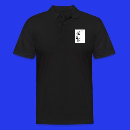 GUG Logo - Männer Poloshirt