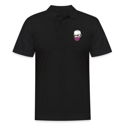 Pink Freud - Men's Polo Shirt