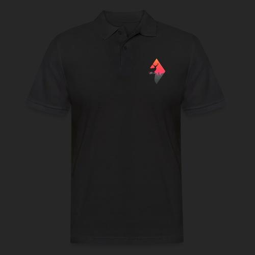 Sunset Deer - Men's Polo Shirt