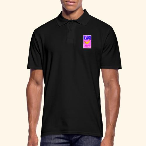 Plant Life - Men's Polo Shirt