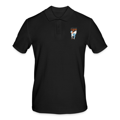 Collegiate Shag - Men's Polo Shirt
