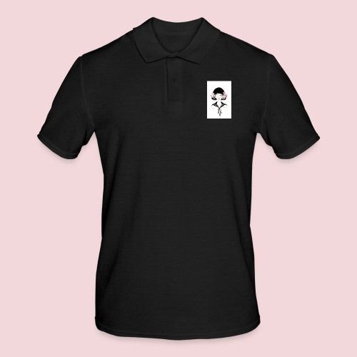Flowerhead - Men's Polo Shirt