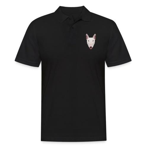 English Bull Terrier Artwork - Men's Polo Shirt