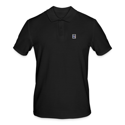 Wavy - Männer Poloshirt