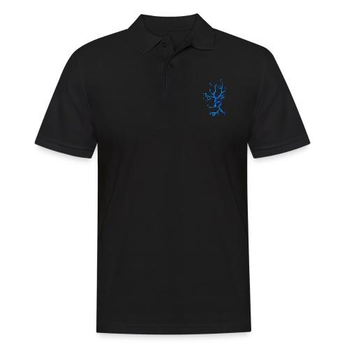 Hirsch - Männer Poloshirt