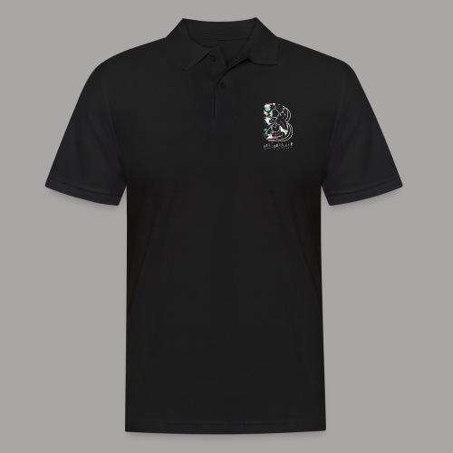 Bikeoholiker Tshirt für Frauen - Männer Poloshirt
