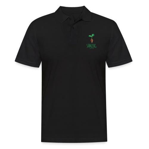 Sämling - Männer Poloshirt