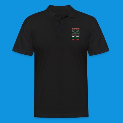 Beary Christmas.png - Men's Polo Shirt