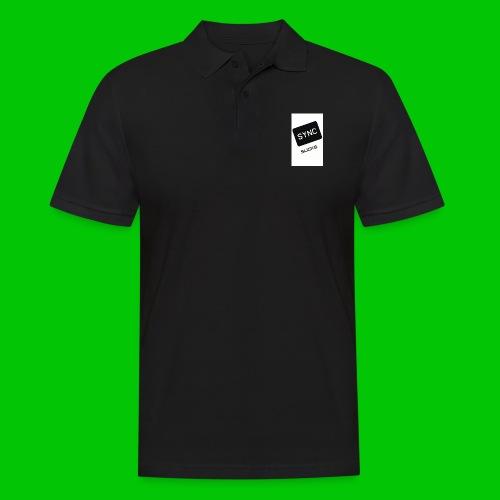t-shirt-DIETRO_SYNK_SUCKS-jpg - Polo da uomo