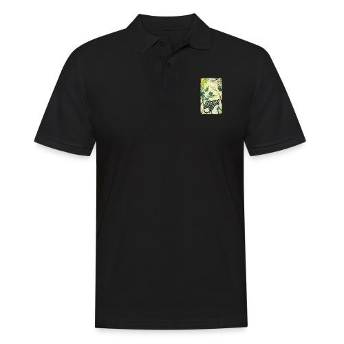 Musste, süsser Hund - Männer Poloshirt