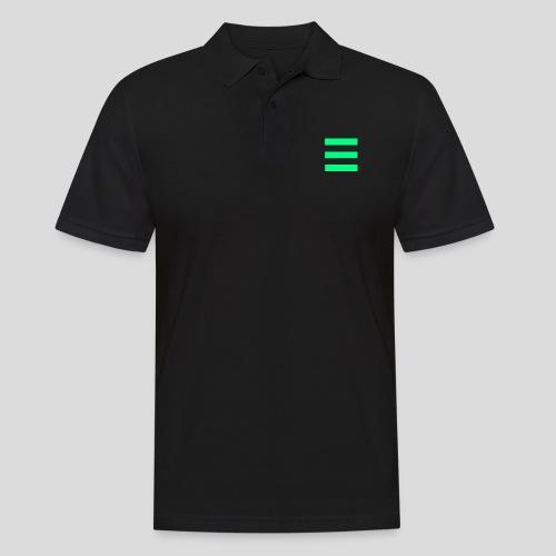 III Logo - Men's Polo Shirt