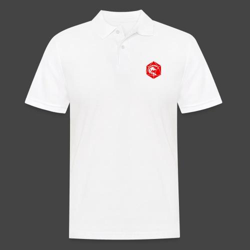 Caruggi and Dragons Logo - Polo da uomo
