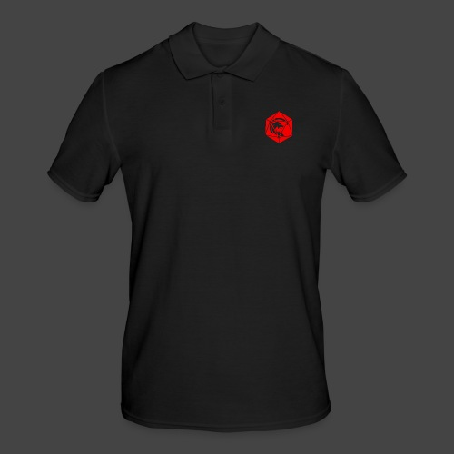 Caruggi and Dragons Logo - Polo da uomo