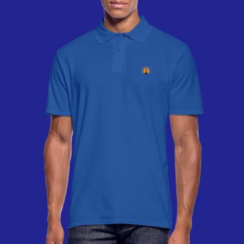 Guramylife logo black - Men's Polo Shirt