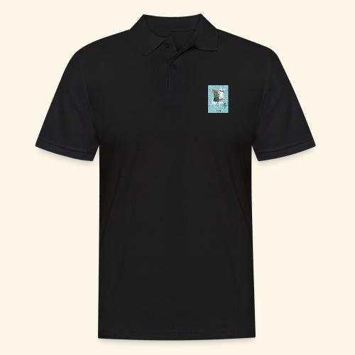 Lama Gang - Männer Poloshirt