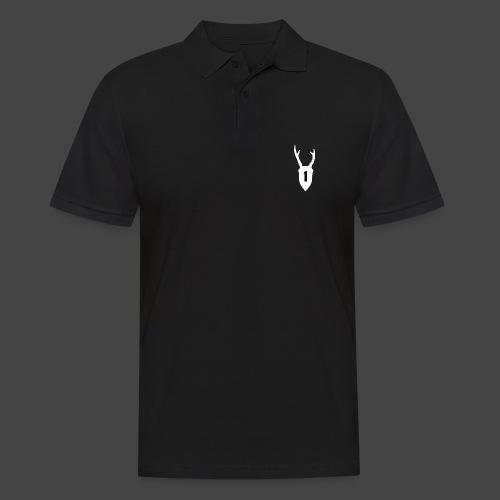 bock no one - Männer Poloshirt