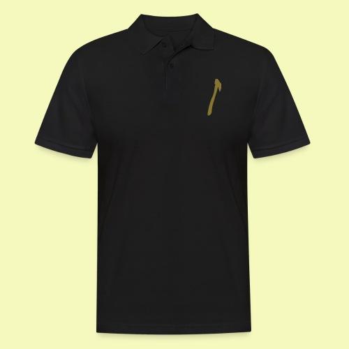 Axt - Männer Poloshirt