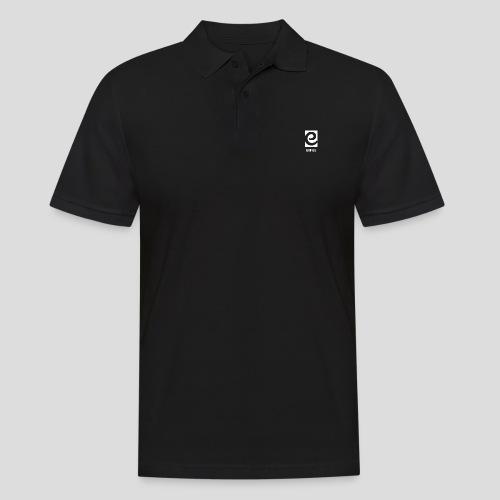 Eifel e / weiß - Männer Poloshirt