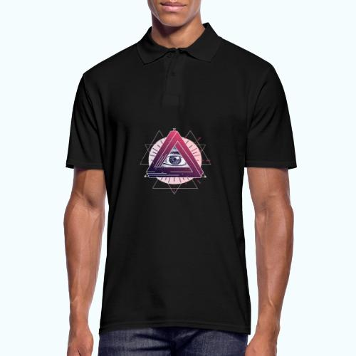 All Seeing Eye - Men's Polo Shirt