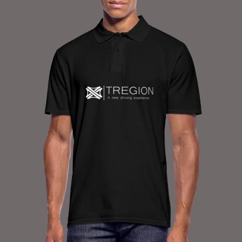 Tregion Logo wide - Men's Polo Shirt