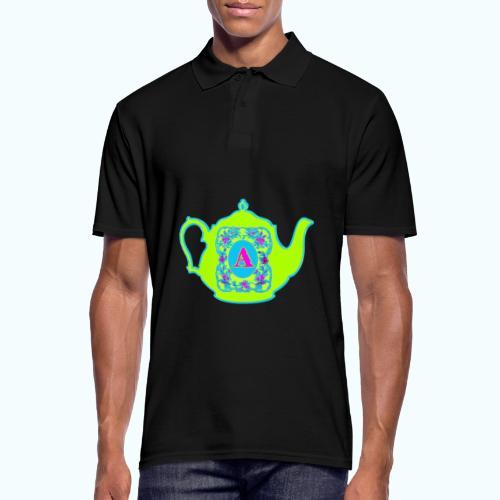 Wonders & Madness Tea Party - Men's Polo Shirt