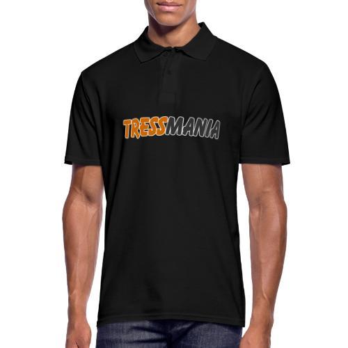 Tressmania Logo 01 - Men's Polo Shirt