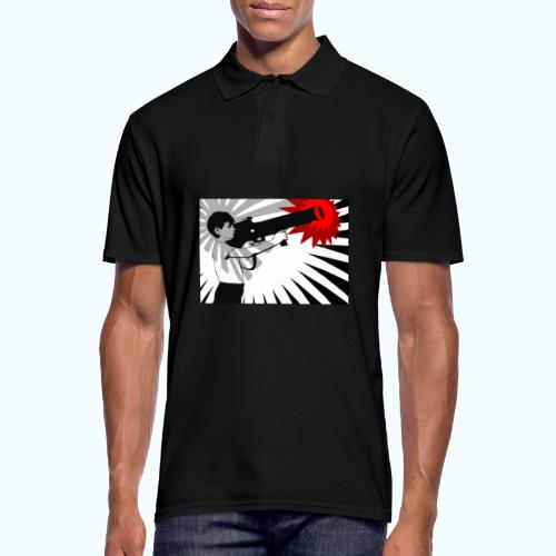 Peace Please - Men's Polo Shirt