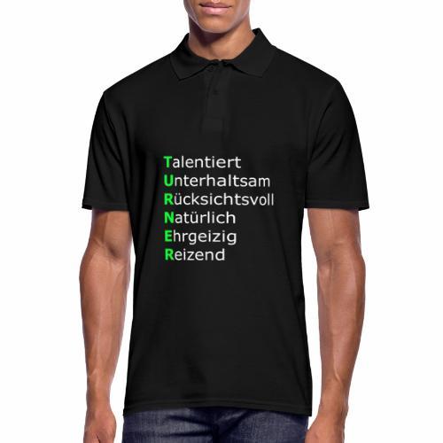 Turner - Männer Poloshirt