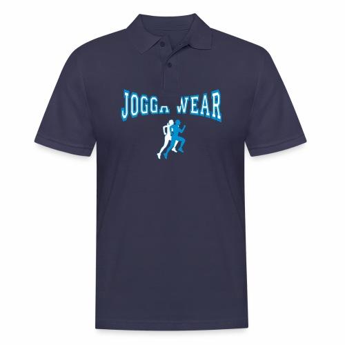 Joggawear trademark2 colo - Men's Polo Shirt