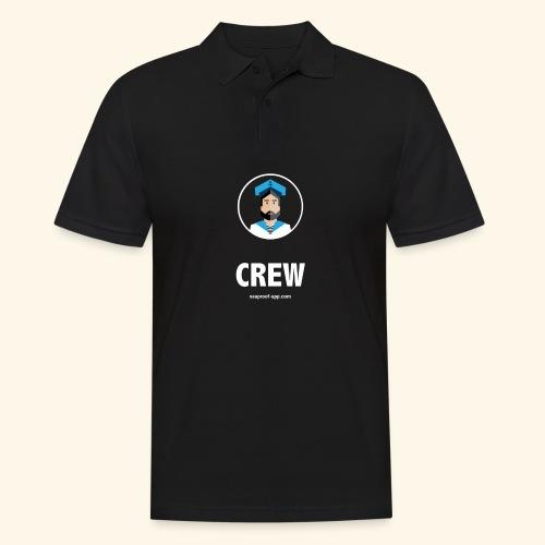 SeaProof Crew - Männer Poloshirt