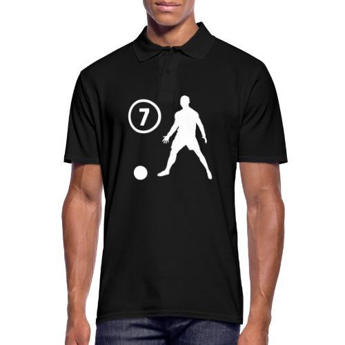 Goal soccer 7 - Mannen poloshirt
