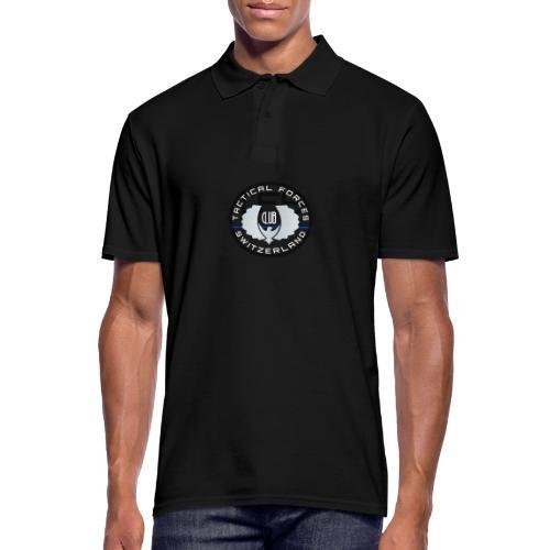 TFS Badge Black - Polo Homme