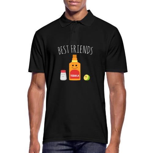 Best Friends - Tequila - Men's Polo Shirt