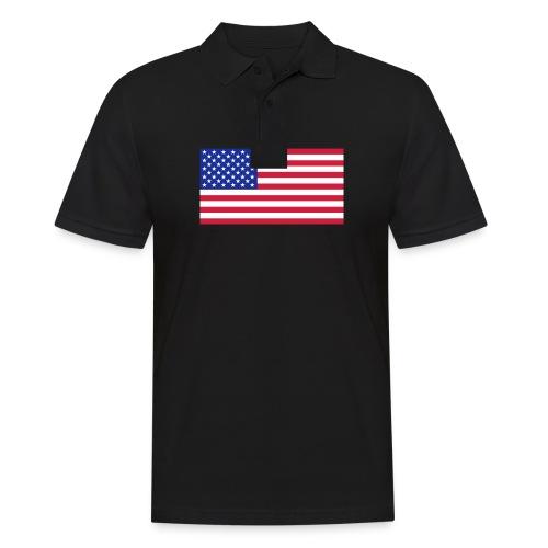 USA / United States - Mannen poloshirt