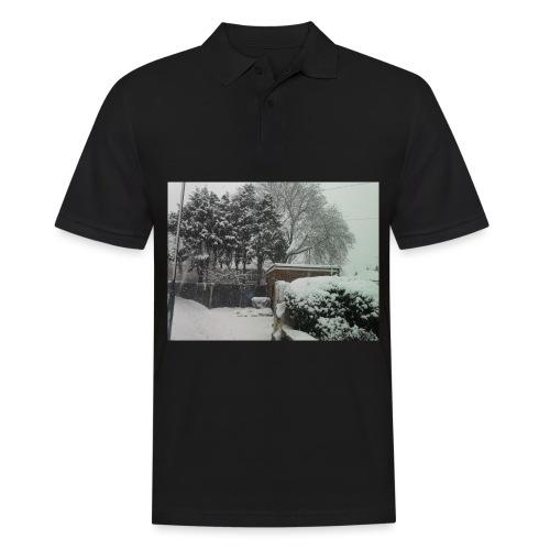 Snow - Men's Polo Shirt