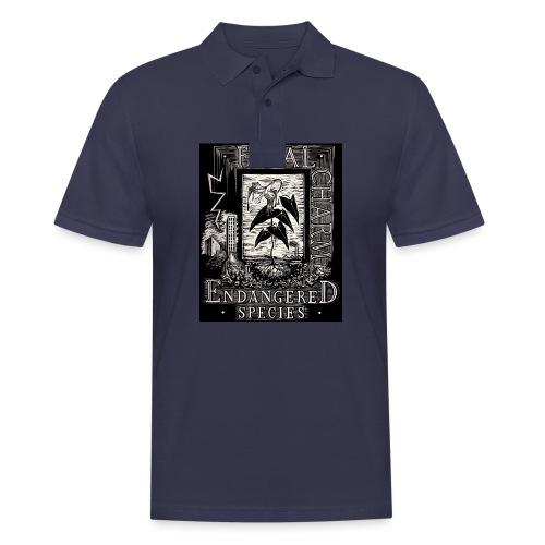 fatal charm - endangered species - Men's Polo Shirt