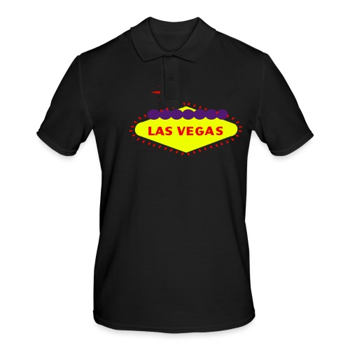 create your own LAS VEGAS products - Men's Polo Shirt