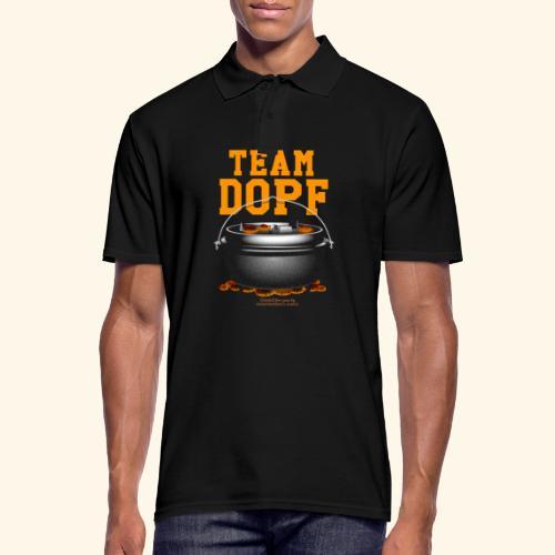 Dutch Oven T-Shirt Team Dopf - Männer Poloshirt