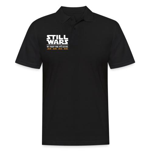 Stillwars - Männer Poloshirt