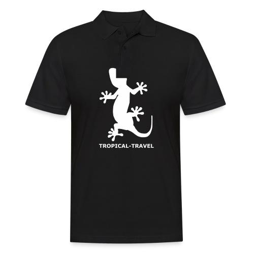 tropical-travel - Männer Poloshirt